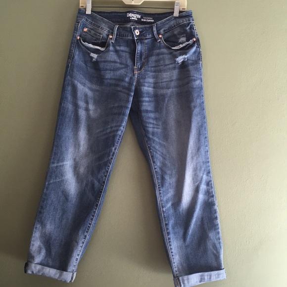 e5384de2 Levi's Jeans | Denizen Levis Size 10w30 Slim Cuffed | Poshmark